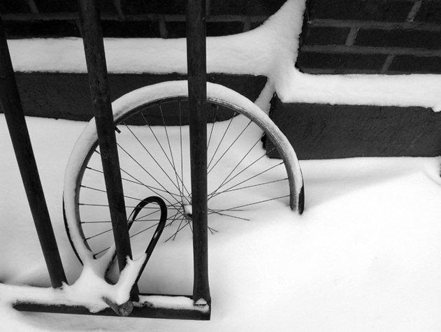 Winter 2015 New York City Biking # 32