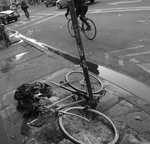 Winter 2015 New York City Biking # 04