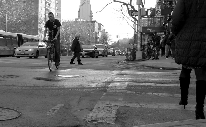Winter 2015 New York City Biking # 12