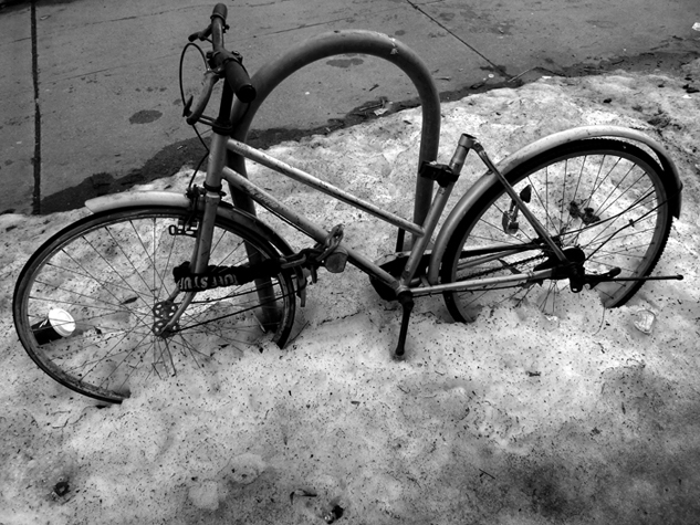 Winter 2015 New York City Biking # 35