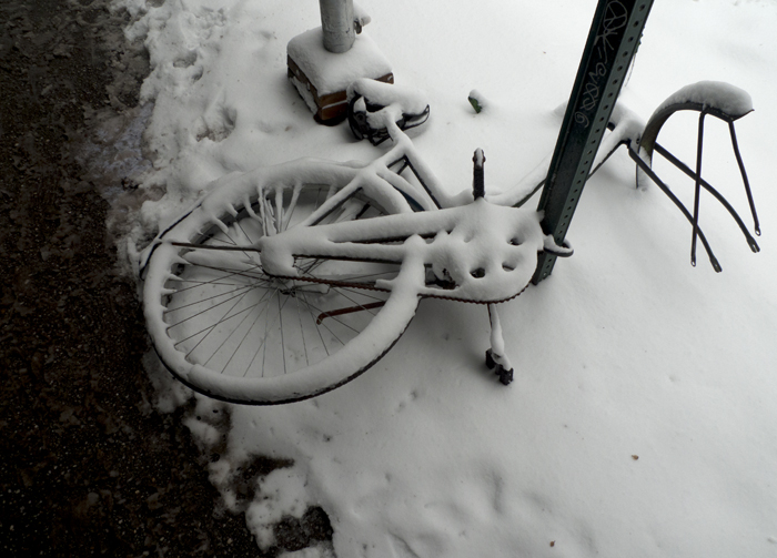 Winter 2015 New York City Biking # 29